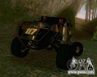 Ickler Jimco Buggy para la visión correcta GTA San Andreas
