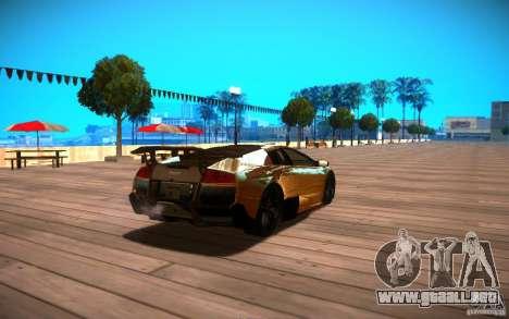 ENBSeries by Inno3D para GTA San Andreas tercera pantalla