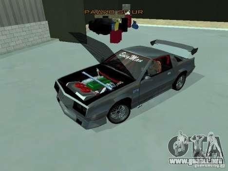 Buffalo Racer 2008 para GTA San Andreas