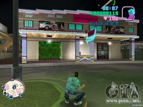 Autoservice and Sex Shop para GTA Vice City