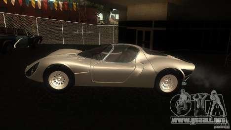 Alfa Romeo Tipo 33 Stradale para GTA San Andreas left