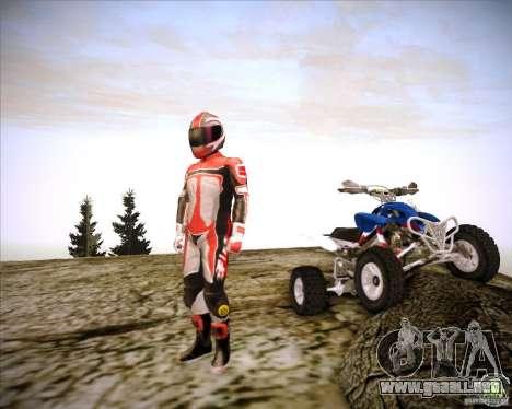 Biker para GTA San Andreas tercera pantalla
