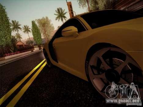 Audi R8 custom para la visión correcta GTA San Andreas