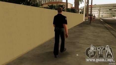 Policías de ropa nueva para GTA Vice City tercera pantalla