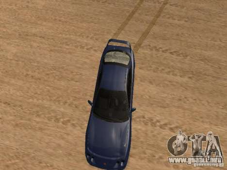 Acura RSX Light Tuning para visión interna GTA San Andreas