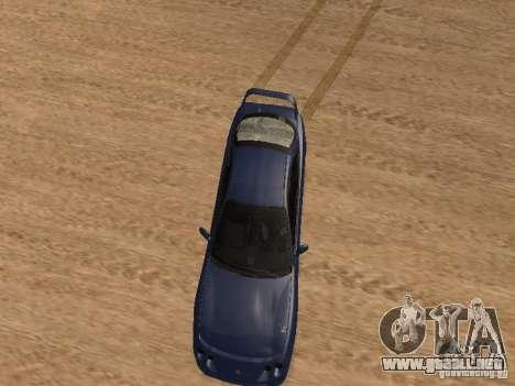 Acura RSX Light Tuning para visión interna GTA San Andreas
