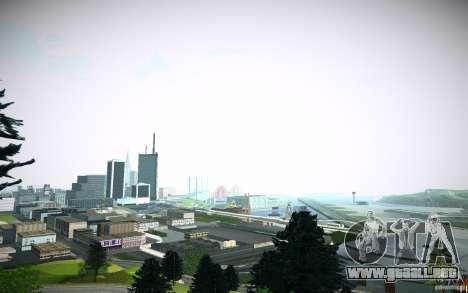 Timecyc para GTA San Andreas sexta pantalla
