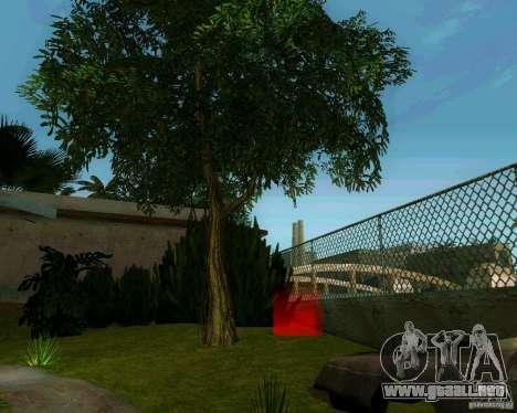 Manzano para GTA San Andreas