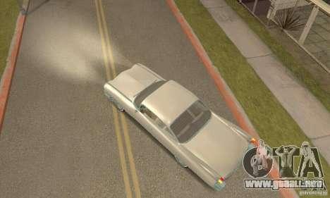 Cadillac 1959 para GTA San Andreas vista posterior izquierda