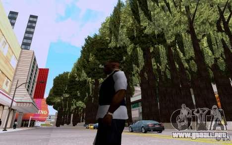 Planter para GTA San Andreas sucesivamente de pantalla