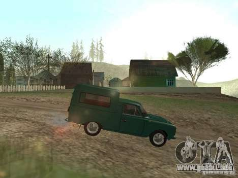IZH 2715 para GTA San Andreas left