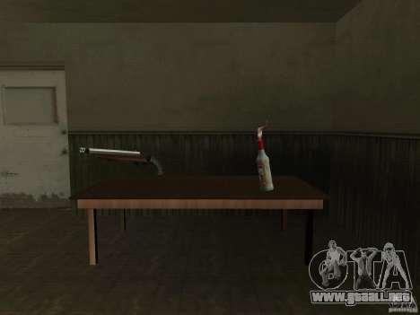 Armas nacionales Pak para GTA San Andreas tercera pantalla