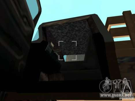 Walton Monster para visión interna GTA San Andreas