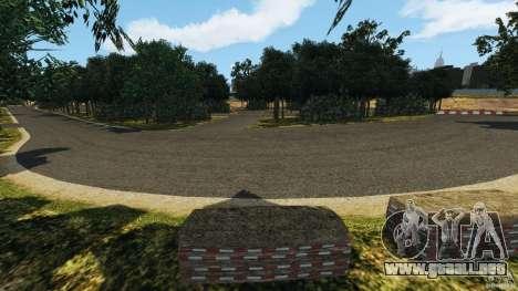Bihoku Drift Track v1.0 para GTA 4 quinta pantalla