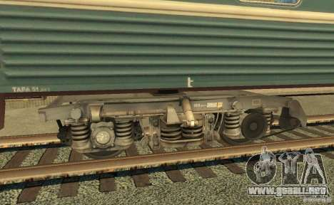 Coche de pasajeros Coupe 029-28802 para la visión correcta GTA San Andreas
