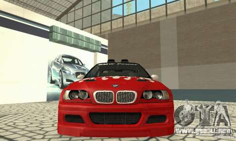 BMW M3 Tunable para GTA San Andreas