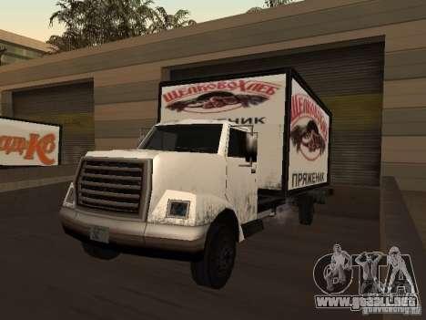 Yankee RUS para GTA San Andreas left