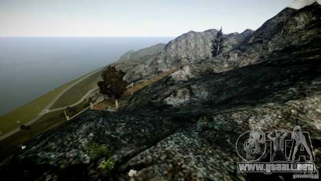 GhostPeakMountain para GTA 4 séptima pantalla