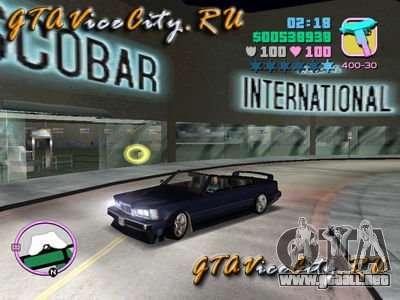BMW M6 Cabrio para GTA Vice City
