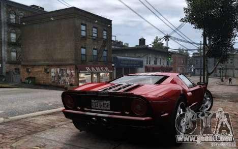 Ford GT 2005 para GTA 4 left