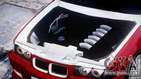 BMW 318i Light Tuning v1.1 para GTA 4 vista lateral