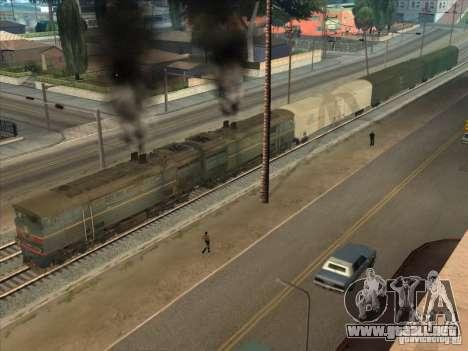 2te10v-4036 para vista lateral GTA San Andreas