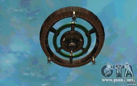 UFO hunter para la visión correcta GTA San Andreas