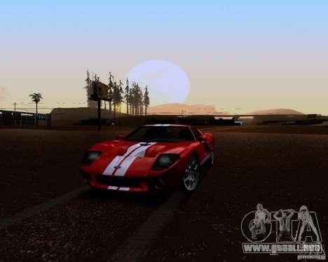 Real World v1.0 para GTA San Andreas quinta pantalla