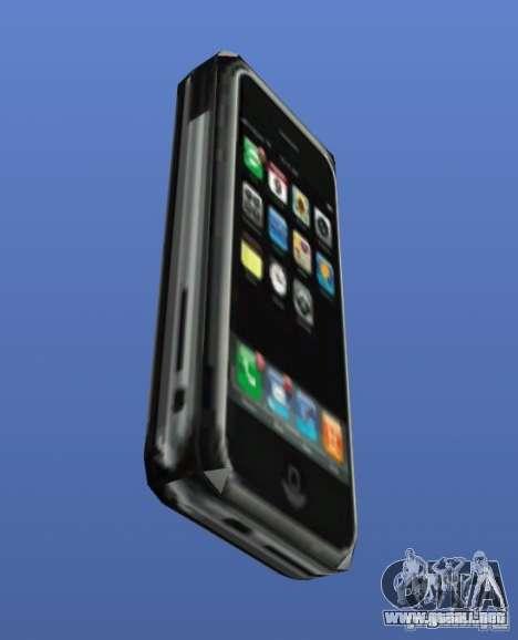 IPhone para GTA 4 tercera pantalla