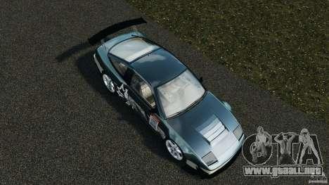 Nissan 240SX Time Attack para GTA 4 visión correcta