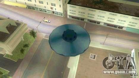 Ufo Hunter para GTA Vice City