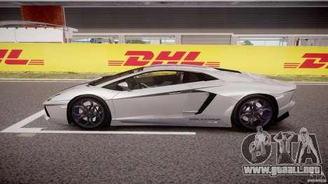 Lamborghini Aventador LP700-4 2011 [EPM] para GTA 4 left