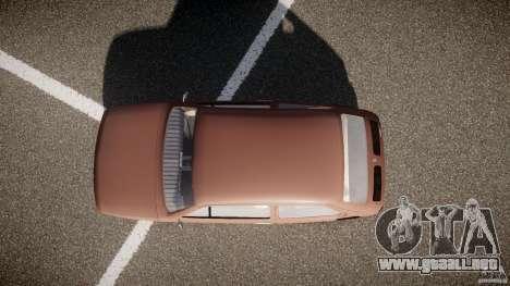 Fiat 126 para GTA 4 visión correcta