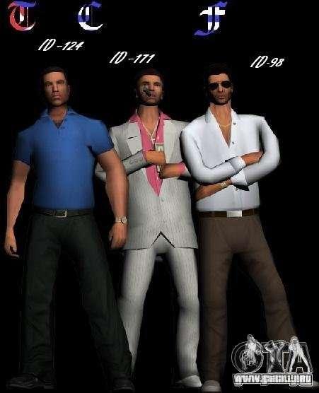La Cosa Nostra para GTA San Andreas
