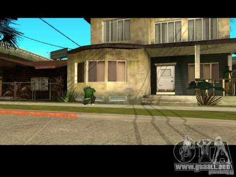 Great Theft Car V1.0 para GTA San Andreas segunda pantalla
