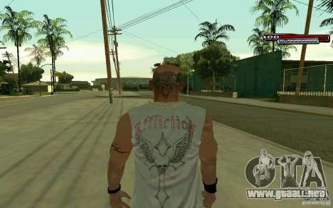 Mexican Drug Dealer para GTA San Andreas sucesivamente de pantalla