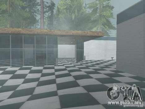 New Doherty para GTA San Andreas séptima pantalla