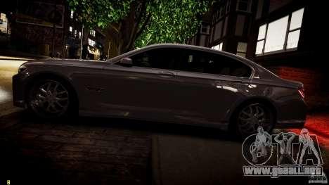 BMW 750Li Sedan ASANTI para GTA motor 4