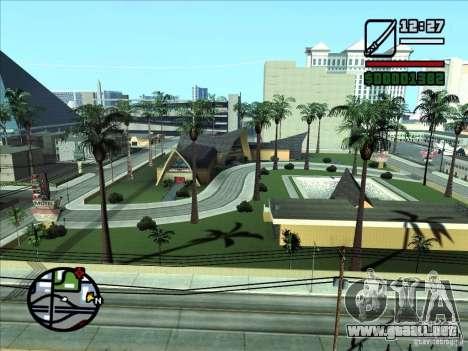 ENB NOV 2010 para GTA San Andreas tercera pantalla