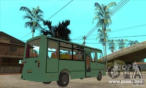 SURCO 3203 para la visión correcta GTA San Andreas
