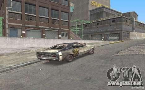 Malice from FlatOut2 para GTA San Andreas left