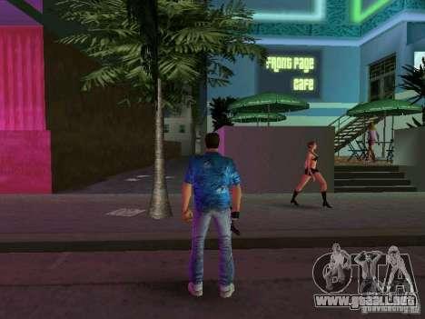 Modelo de Tommy Vercetti BETA para GTA Vice City tercera pantalla