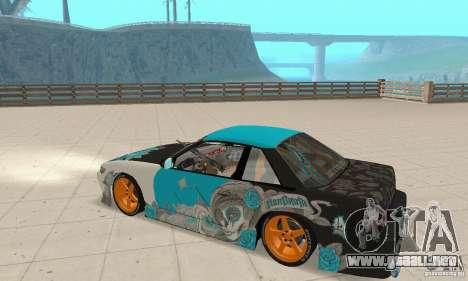 Nissan Silvia S13 NonGrata para la visión correcta GTA San Andreas