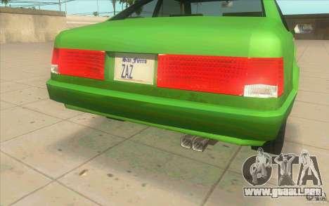 Mad Drivers New Tuning Parts para GTA San Andreas séptima pantalla
