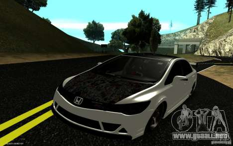 Honda Civic Type R para GTA San Andreas