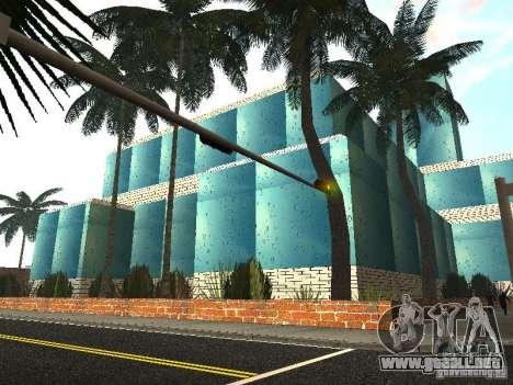 Obnovlënyj Hospital de Los Santos v. 2.0 para GTA San Andreas sexta pantalla