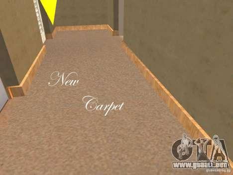 CJ Total House Remodel V 2.0 para GTA San Andreas tercera pantalla
