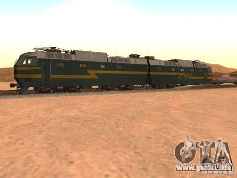 233 Cs7 para GTA San Andreas left