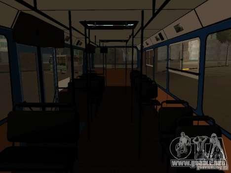 YAZ 5267 para la visión correcta GTA San Andreas