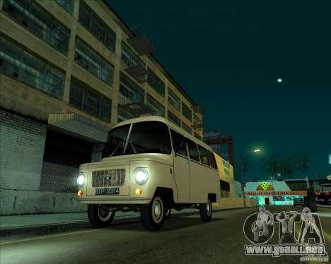 FSD Nysa 522 para GTA San Andreas
